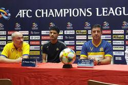 واکنش سرمربی النصر به عدم تمایل این تیم برای برد مقابل ذوب آهن