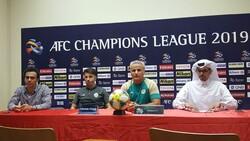 خرمگاه: النصر تیم قابل احترامی است/ فرقی نمیکند کجا بازی کنیم