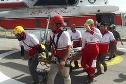 کوهنوردان گرفتار شده در ارتفاعات اشترانکوه نجات یافتند