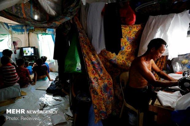 """مدينة """"مراوي"""" الفلبينية في عامها الثاني منذ هزيمة داعش"""