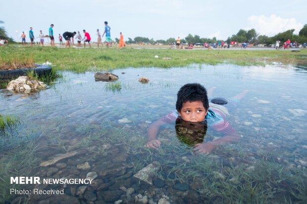 کشور در حال غرق شدن تووالو