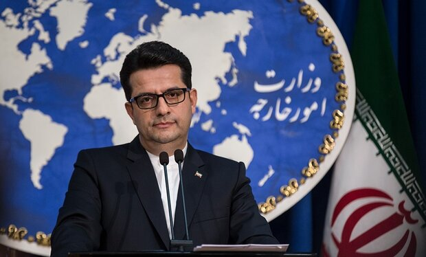 Diplomatic efforts to continue for saving JCPOA: FM spox