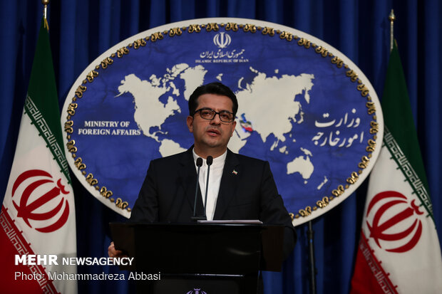 Iran welcomes any move toward preservation of Syrian integrity