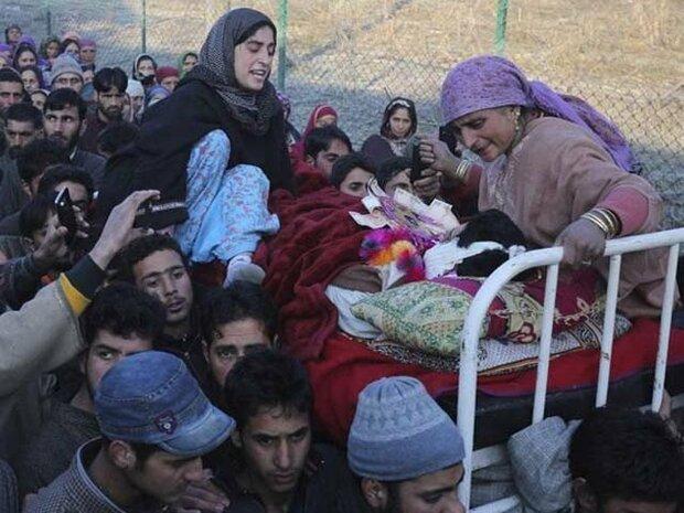 کشمیر میں مارٹر شیل دھماکے میں 16 سالہ نوجوان جاں بحق