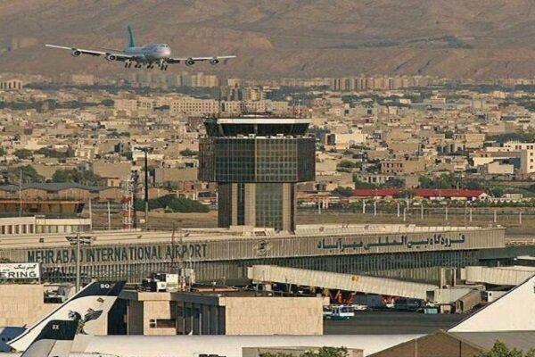 فرودگاههای تهران ۱۴خرداد ازساعت ۱۶ تا ۲۱ تعطیل هستند