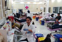اهدای خون در شبهای احیا در قزوین  ۳۲ درصد افزایش یافت
