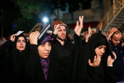 مراسم احیای شب بیست و سوم ماه مبارک رمضان در حسینیه همدانیها