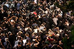 تہران میں حسینیہ ہمدانیہا میں شب قدر کی روح پرور تقریب منعقد