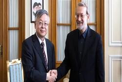 لاریجانی با سفیر چین در تهران دیدار و گفتگو کرد