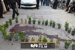 آخرین مناجات امام جمعه کازرون دقایقی قبل از شهادت