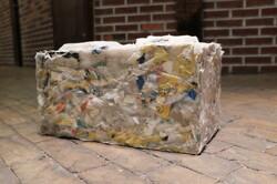 زباله های پلاستیک به خانه تبدیل می شوند