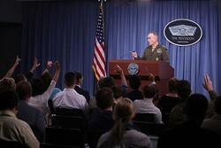 رئیس ستاد مشترک ارتش آمریکا به توانمندیهای نظامی ایران اعتراف کرد