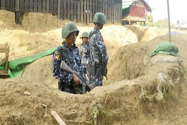 امریکہ کی میانمار کی فوج کے سربراہ پر پابندی عائد