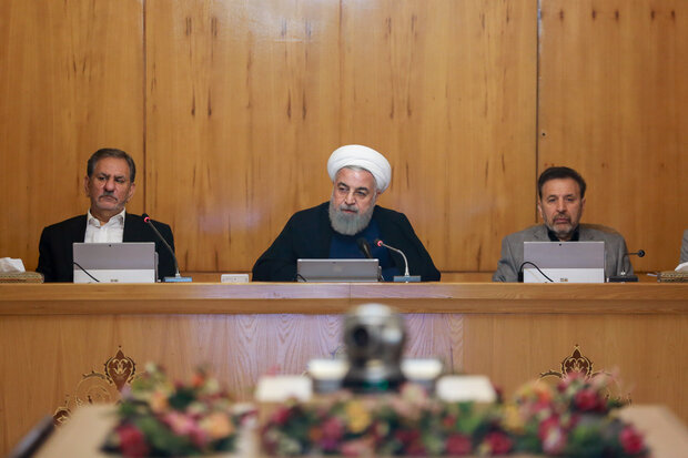 No option left for US to pressurize Iran: Pres. Rouhani