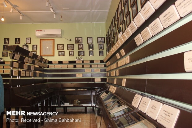 موزه کارآموزان نفت آبادان