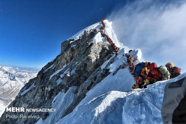 مرگ کوهنوردان در اورست