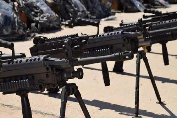 هشدار حشد شعبی درباره مسلح کردن شیوخ داعشی از سوی آمریکا