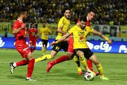 Persepolis 1-0 Sepahan: Hazfi Cup semis