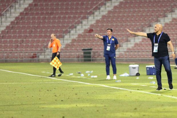 AFC: منصوریان از ورزشگاه زعبیل خاطرات خوبی دارد