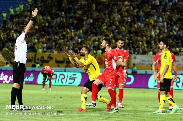 Persepolis FC edges past Sepahan in Hazfi Cup