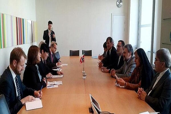 US measures violate intl. peace, security: senior MP