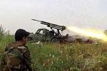 ارتش سوریه هواپیمای جاسوسی تروریستها را ساقط کرد