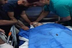 İsrail güçleri Aksa'ya gitmek isteyen Filistinli çocuğu şehit etti
