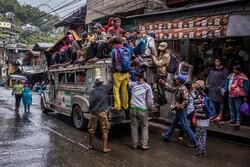 جیپ های مسافرکش در فیلیپین