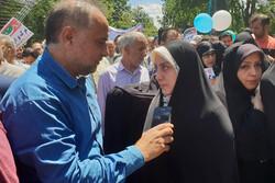 روز قدس نمایش همدلی و وحدت همه جانبه ملت ایران اسلامی است