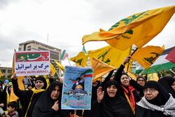 راهپیمایی روز جهانی قدس در استان ها (۴)