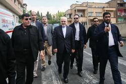 Iranian officials attend Quds Day rallies