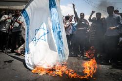 تاریخ هیچگاه توحش صهیونیست ها در اشغال فلسطین را فراموش نمی کند