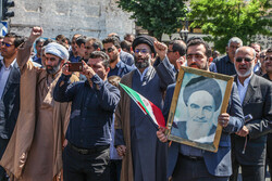 ایران کے مختلف صوبوں میں عالمی یوم قدس کی مناسبت سے عظیم الشان ریلیوں کا اہتمام