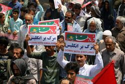حضور گسترده مردم کرمان در مراسم روز قدس