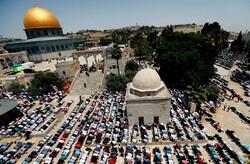 مسيرات يوم القدس العالمي في بلاد مختلفة/صور
