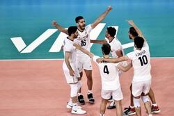 إيران تفوز على ايطاليا بمستهل الدوري العالمي للكرة للطائرة 2019