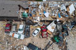 ۱۳ روز طوفانی در آمریکا