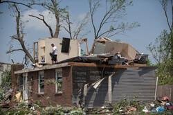 طوفان لوکزامبورگ خسارات زیادی برجای گذاشت