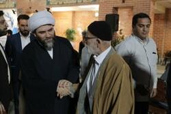 مراسم ضیافت افطار مداحان به میزبانی سازمان تبلیغات اسلامی