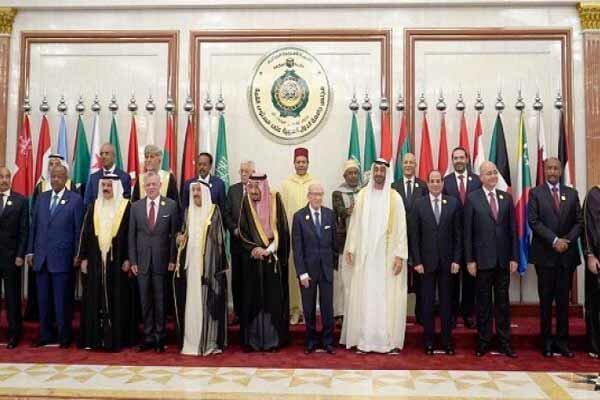 عرب ممالک کا مکہ اجلاس میں ایران کے خلاف اور سعودی عرب کی حمایت میں اعلامیہ