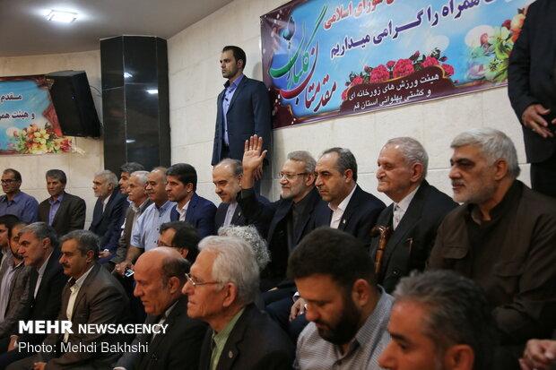 Prophet Muhammad (S) Sports Complex inaugurates in Qom