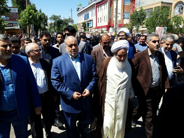 مسيرات يوم القدس