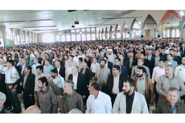 روز قدس، روز فریاد بلند امت اسلام است/ شکست قطعی معامله قرن