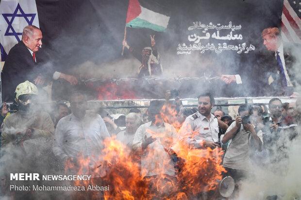 Quds Day rallies in Tehran (2)