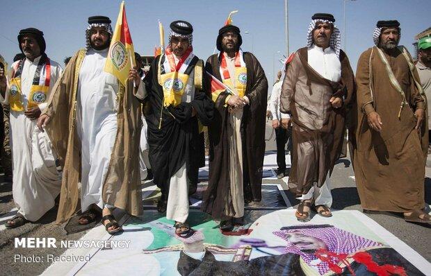 مسيرات يوم القدس العالمي في بلاد مختلفة