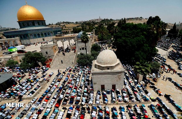 Quds Day rallies across world