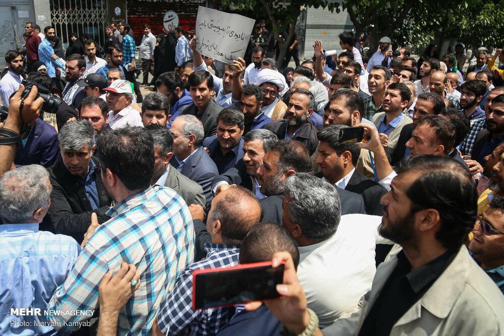 راهپیمایی روز جهانی قدس در تهران 4