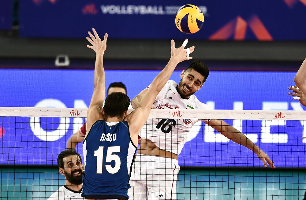 Iran start 2019 Volleyball Nations League on high - Tehran Times