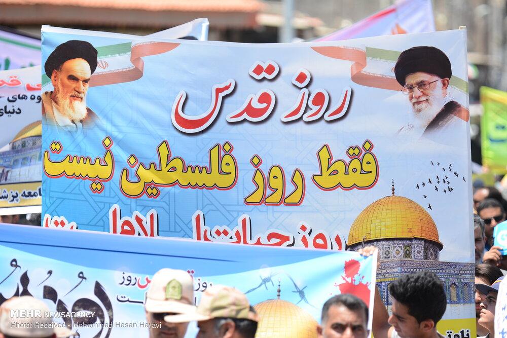 روز قدس عامل وحدت بین همه امتهای مسلمان است