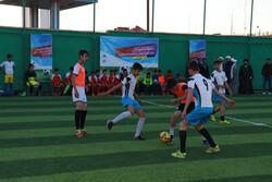 مسابقات فوتسال پایگاه های فرهنگی اجتماعی محلات قزوین آغاز شد